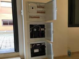 Instalación de electricidad y comunicaciones